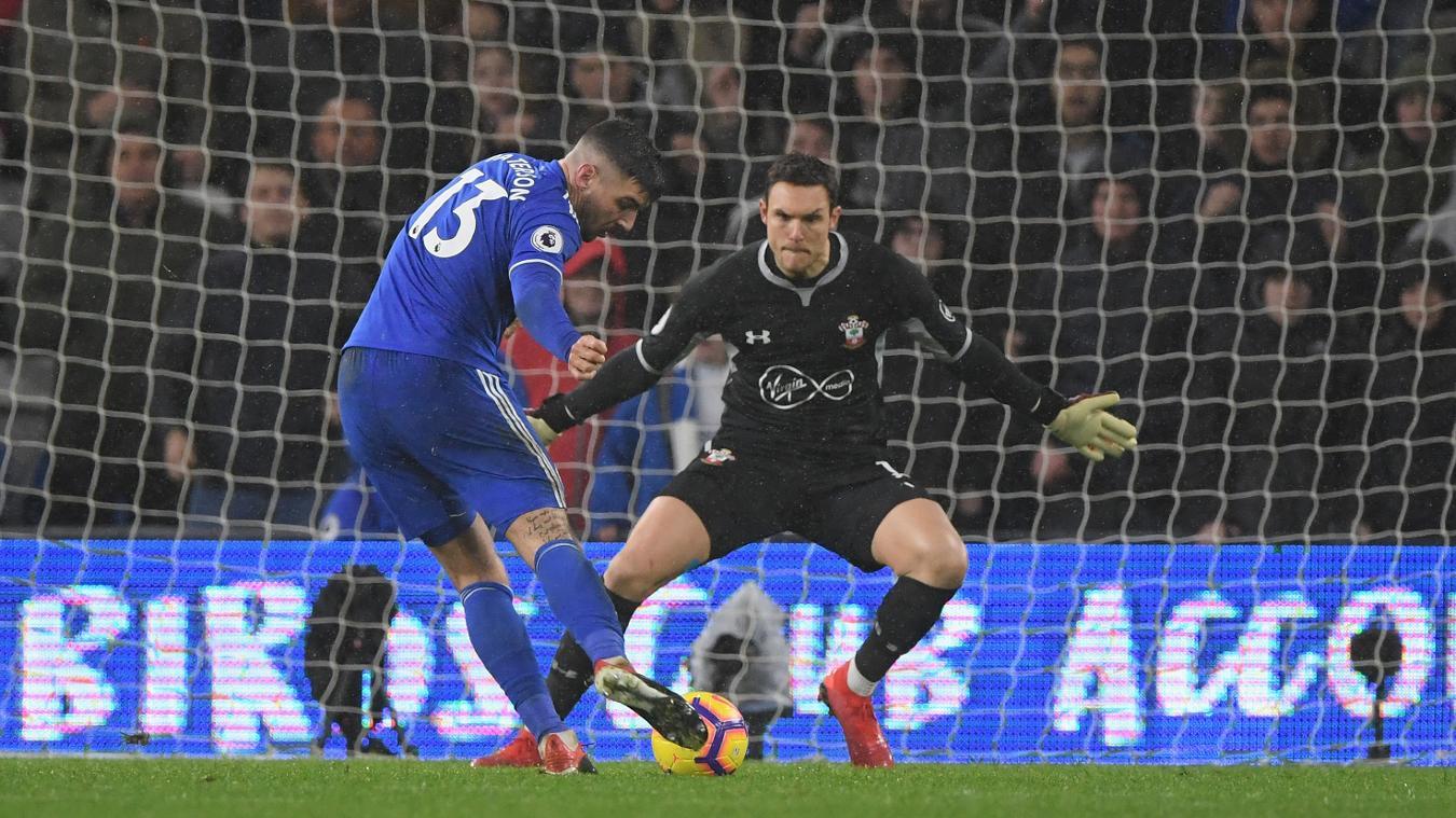 Cardiff City 1-0 Southampton