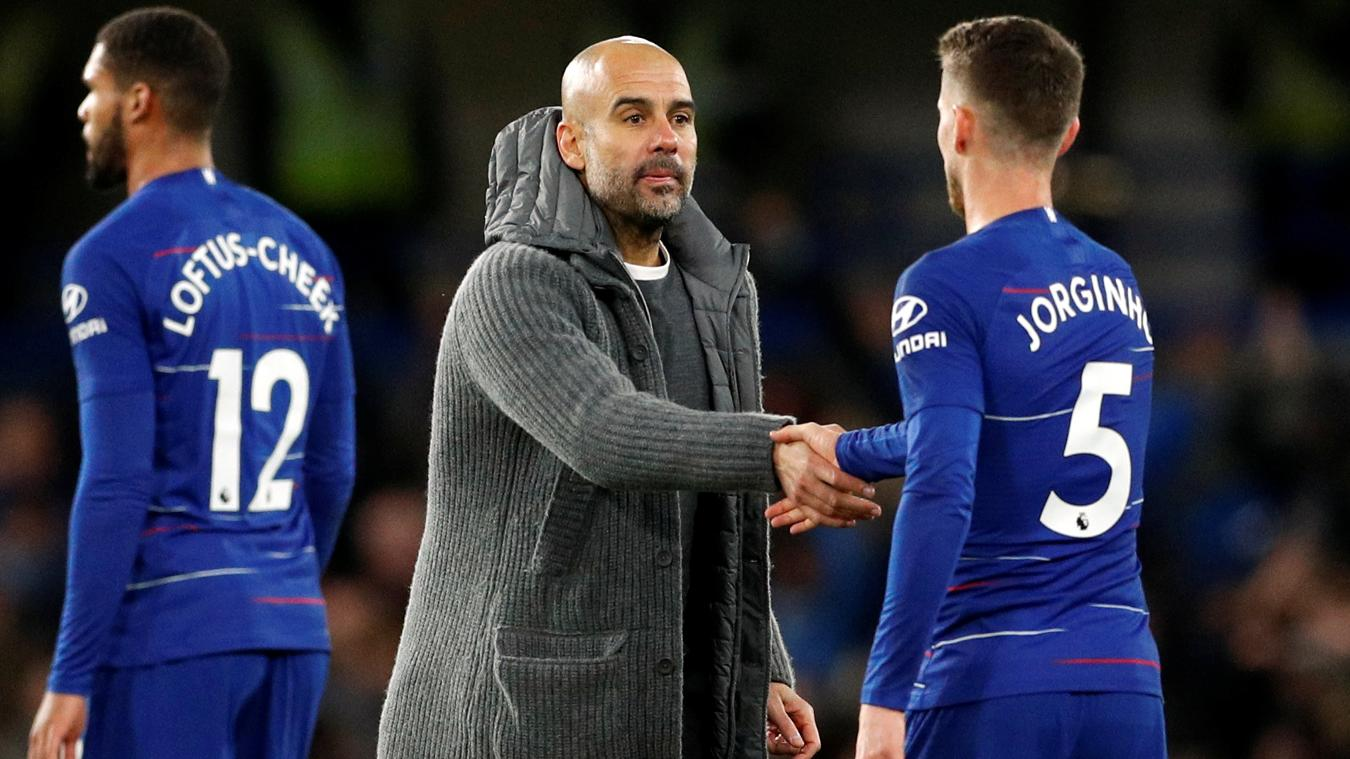 Chelsea 2-0 Manchester City