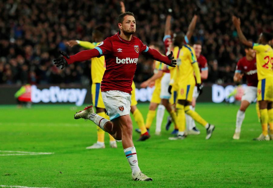 Premier League - West Ham United v Crystal Palace