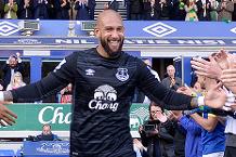 Howard: I'm a goalkeeper, I didn't know how to celebrate a goal!