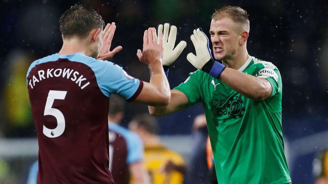 Burnley 1-0 Brighton & Hove Albion