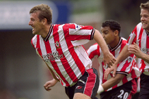 Classic match: Le Tissier shines as Saints leave The Dell