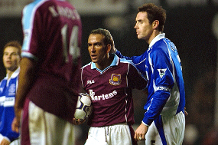 Flashback: Di Canio's sporting gesture against Everton