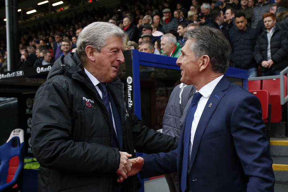 Roy Hodgson and Claude Puel