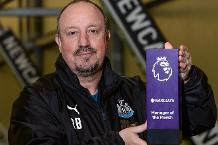 Benitez: I want more Barclays awards to move up table