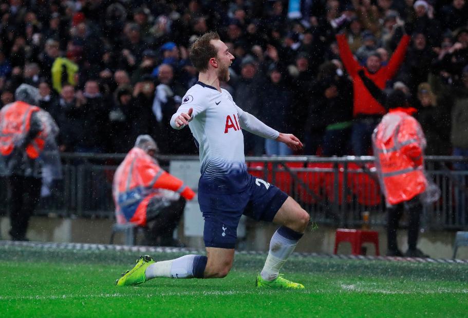 Tottenham Hotspur v Burnley