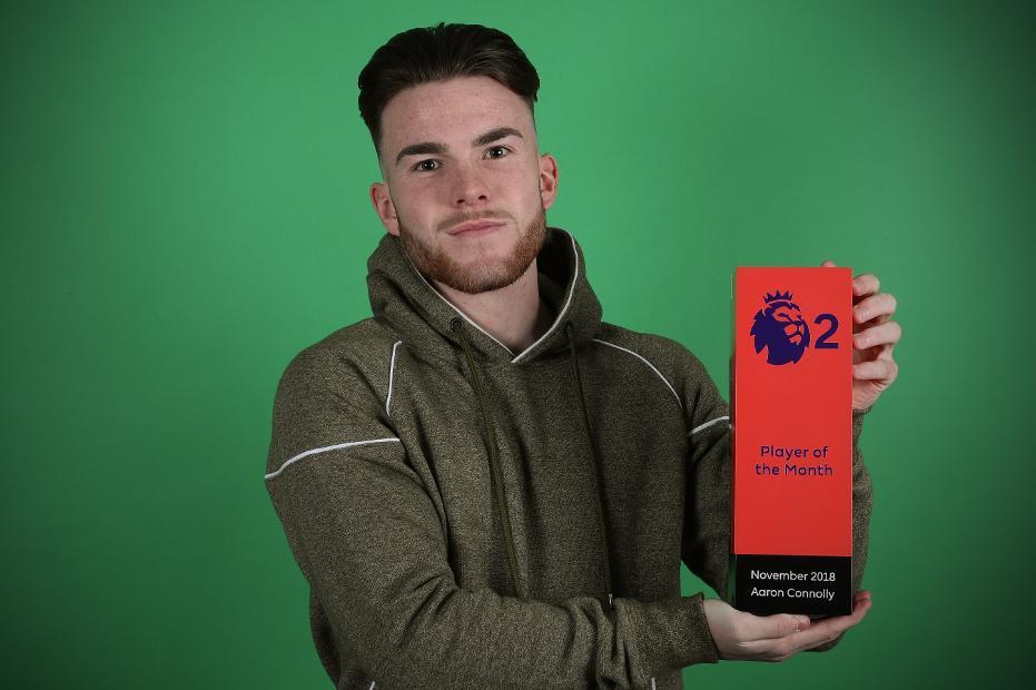 Aaron Connolly, PL2 award