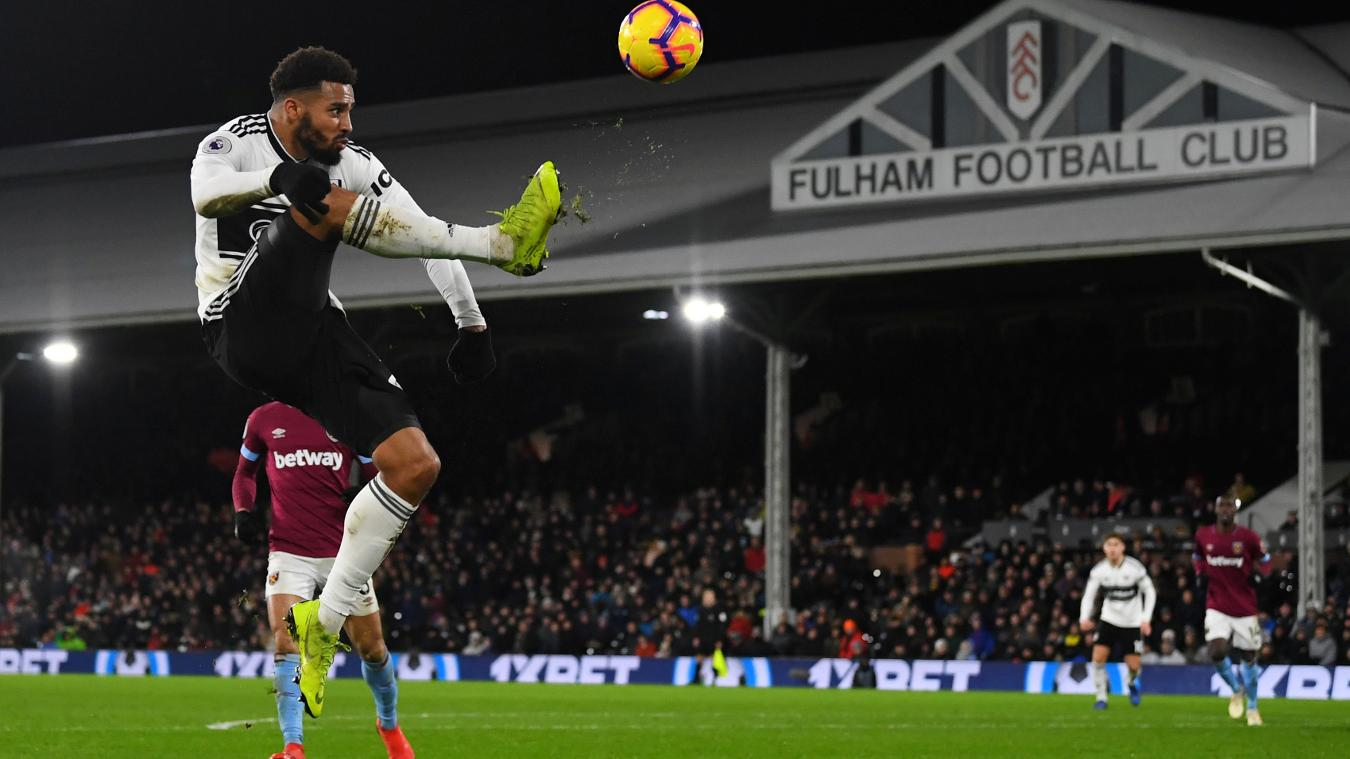 Fulham 0-2 West Ham United