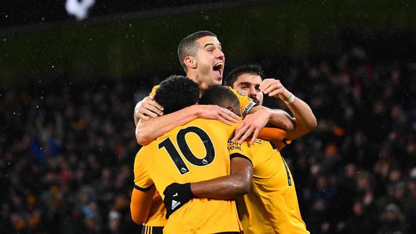 Wolverhampton Wanderers 2-0 AFC Bournemouth