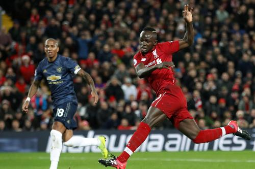 Liverpool V Man Utd 2018 19 Premier League