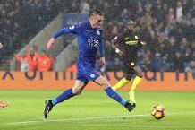 Classic match: Vardy treble stuns Man City
