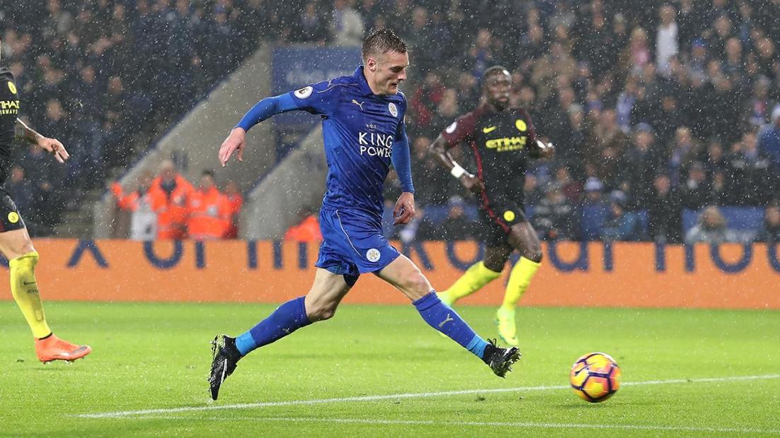 Classic match: Leicester 4-2 Man City, 2016/17