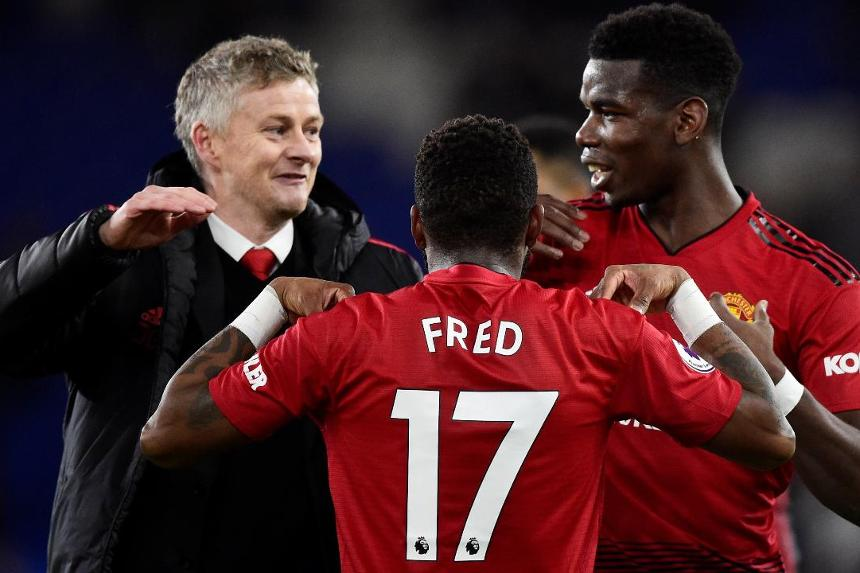 Scholes: Man Utd played with freedom