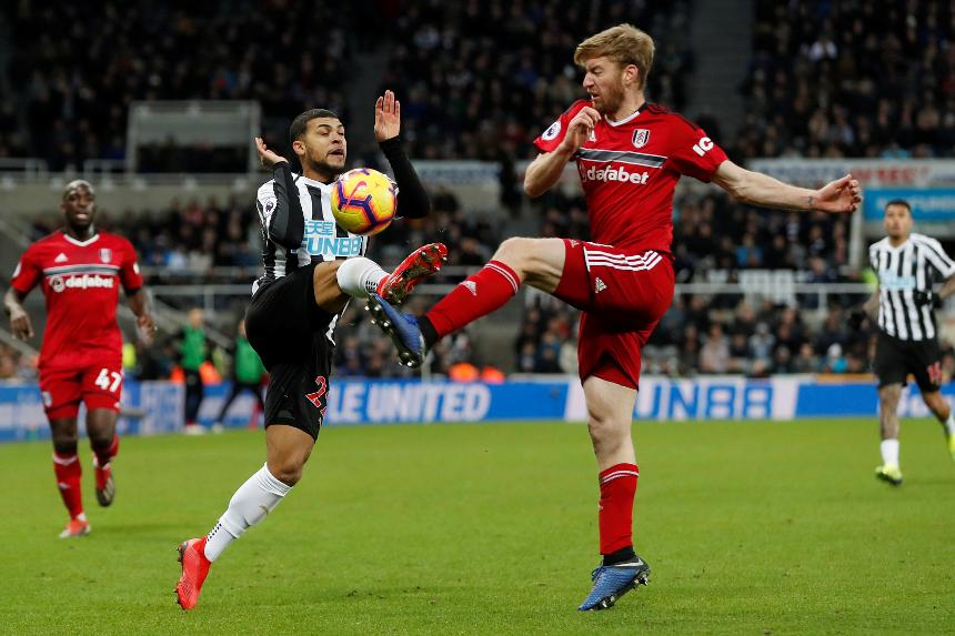 Newcastle United v Fulham