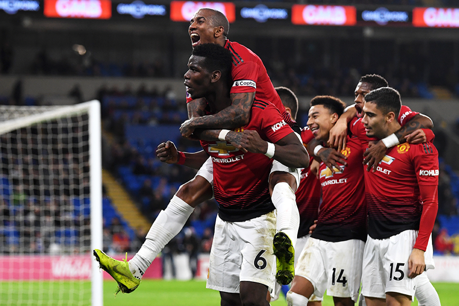 Man Utd Seek Continued Joy Over Christmas Period
