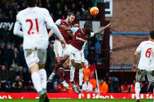 Flashback: Carroll strikes for West Ham v Liverpool