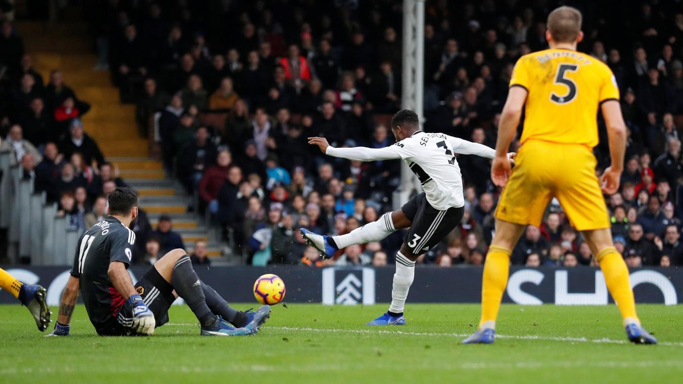 Fulham 1-1 Wolverhampton Wanderers