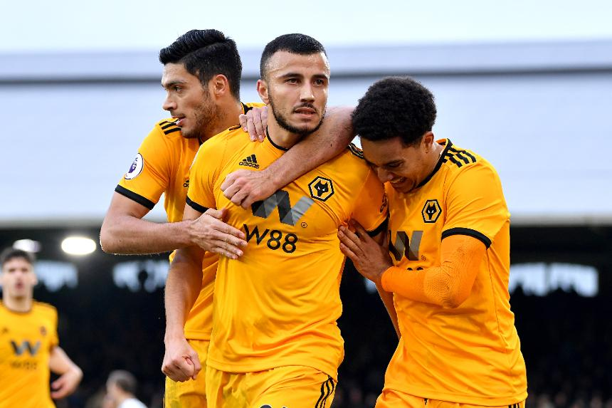 Fulham v Wolverhampton Wanderers