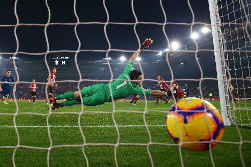 Southampton V West Ham 2018 19 Premier League