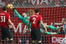 Best saves in Matchweek 19