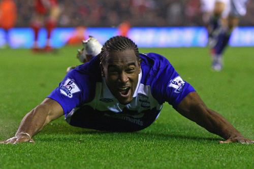 Goal of the day: Jerome's smashing hit at Anfield