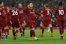 Liverpool in elite club of unbeaten teams