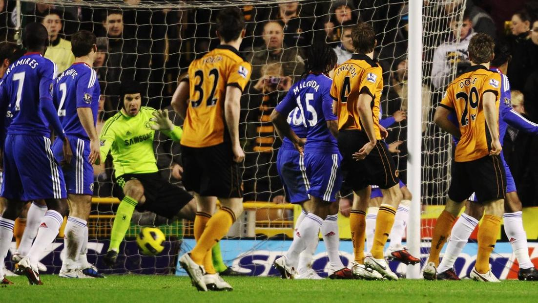 On this day - 5 Jan 2011: Wolves 1-0 Chelsea