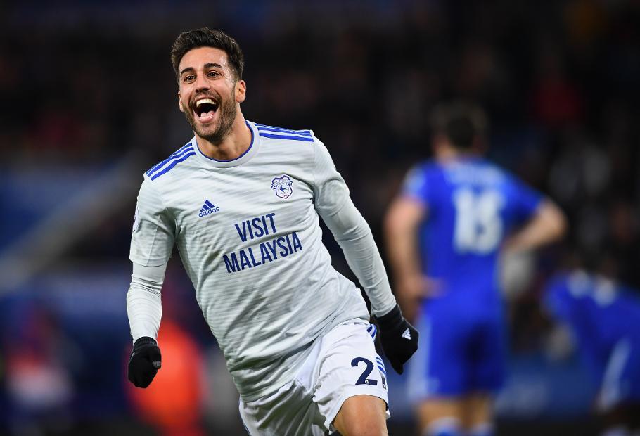 Leicester City v Cardiff City