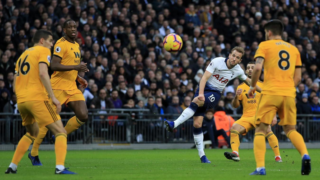 Tottenham Hotspur 1-3 Wolverhampton Wanderers