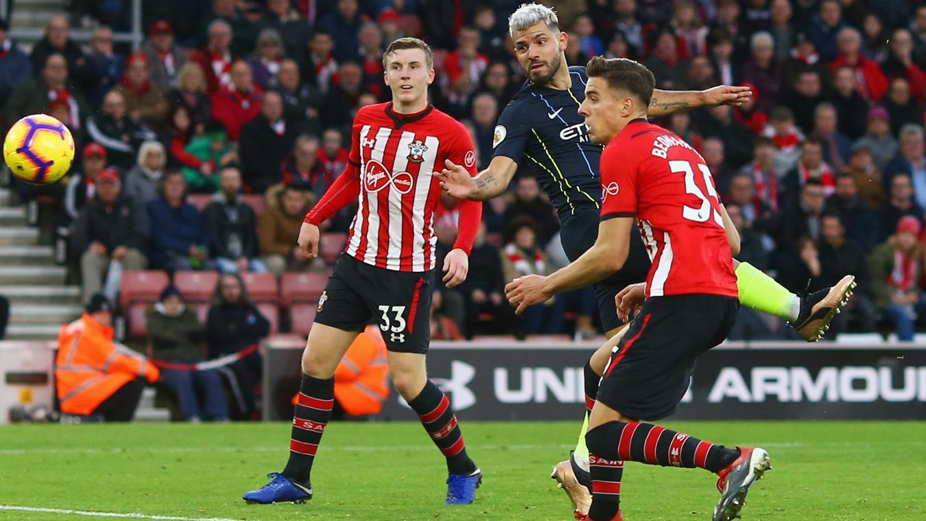 Southampton 1-3 Manchester City