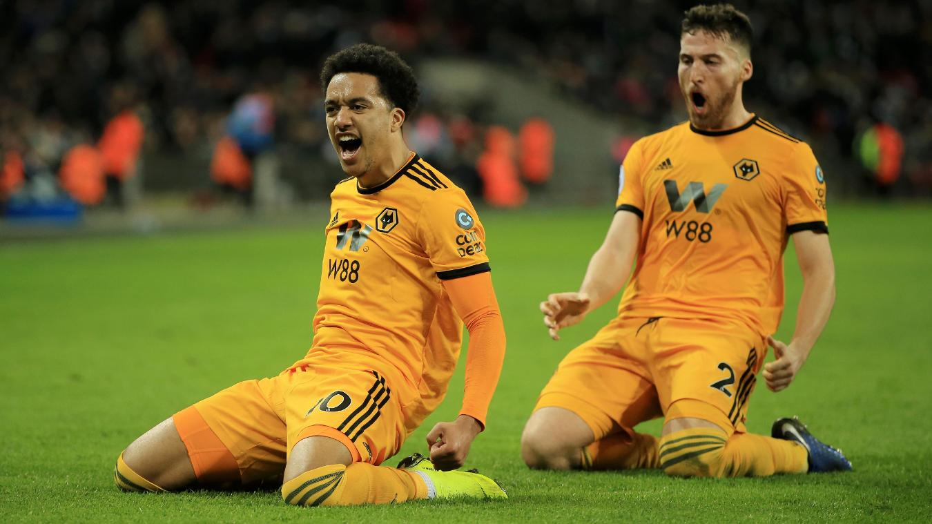 Wolves v Crystal Palace