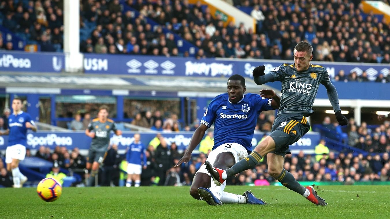 Everton 0-1 Leicester City