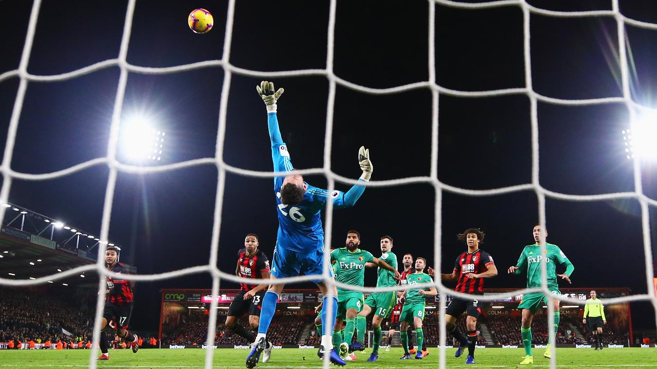 AFC Bournemouth 3-3 Watford