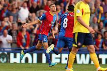 Goal of the day: O'Keefe stunner lifts Crystal Palace