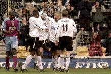 Goal of the day: Burton's belter for Derby