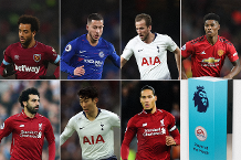 EA SPORTS Player of the Month contenders