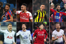 Goal of the Month nominees for December 2018