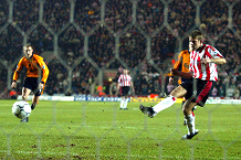 Flashback: Beattie helps Southampton beat Liverpool