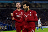 Mohamed-Salah celebrating v Brighton 2