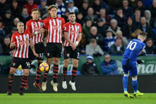 Leicester V Southampton 2018 19 Premier League