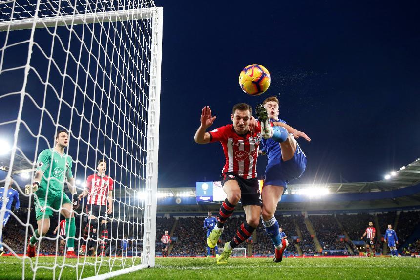 Leicester City 1-2 Southampton