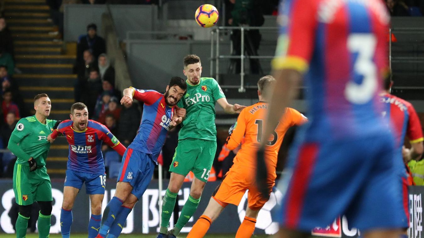 Crystal Palace 1-2 Watford