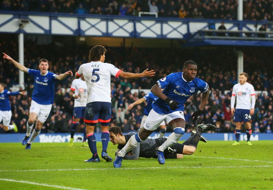 Kurt Zouma, Everton