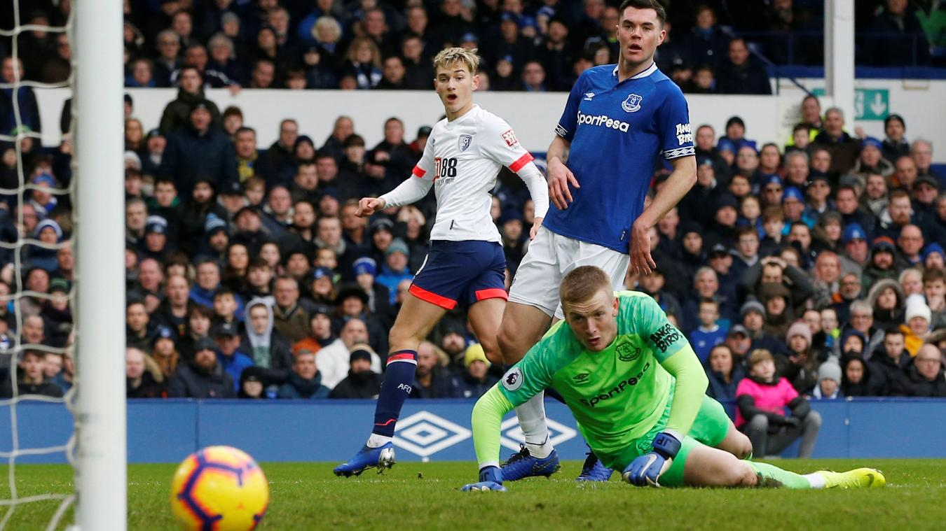 Everton 2-0 AFC Bournemouth