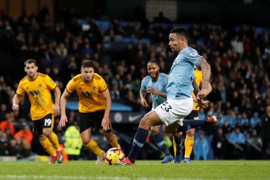 Manchester City v Wolverhampton Wanderers