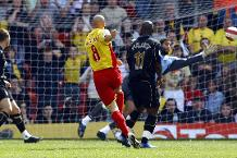 Goal of the day: Mahon's smashing hit for Watford