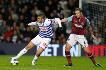 Goal of the day: Taarabt's finesse and finish