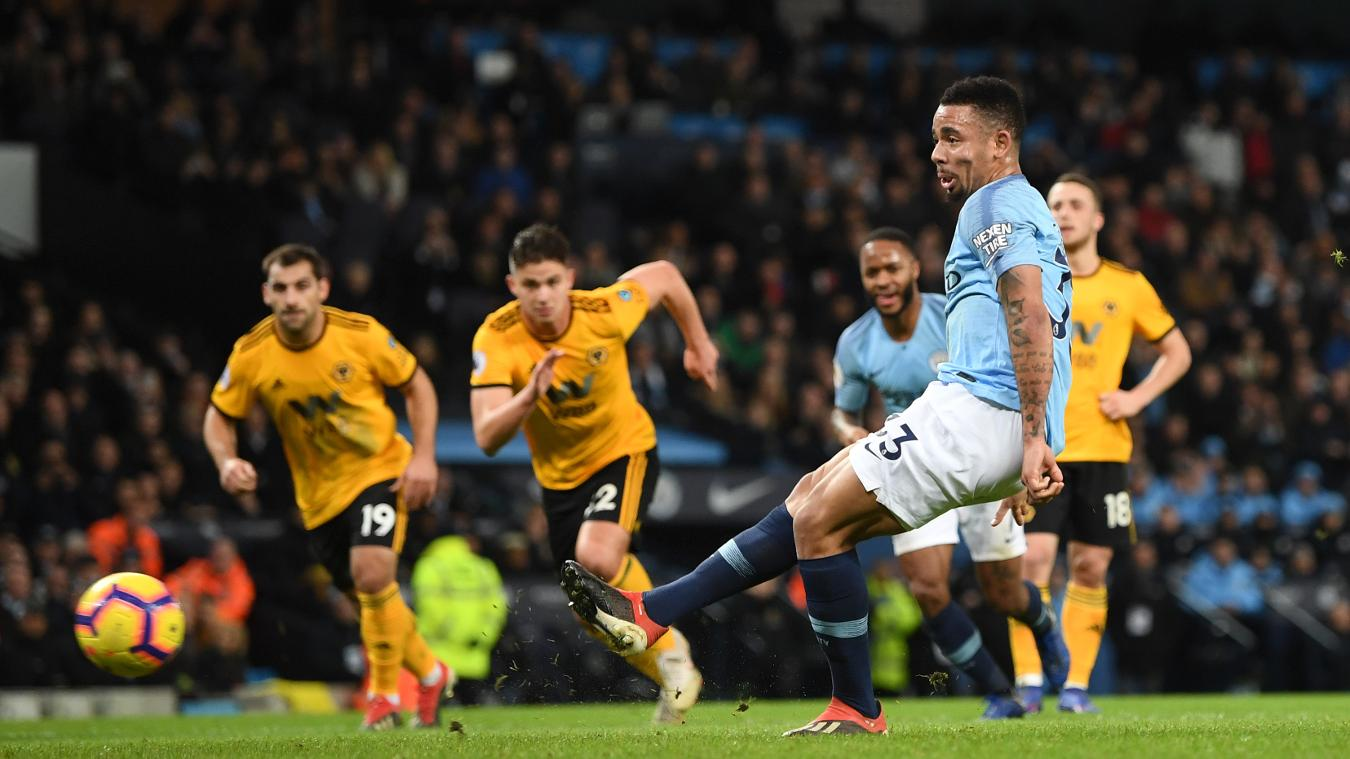 Man City 3-0 Wolves