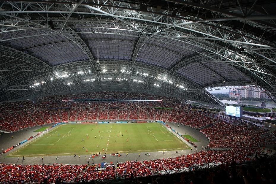 SIngapore Stadium 2015 Asia Trophy 3