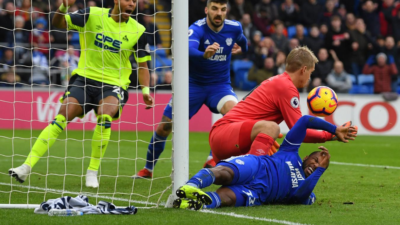 Cardiff City 0-0 Huddersfield Town